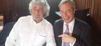 Il M5S resterà alleato dello UKIP