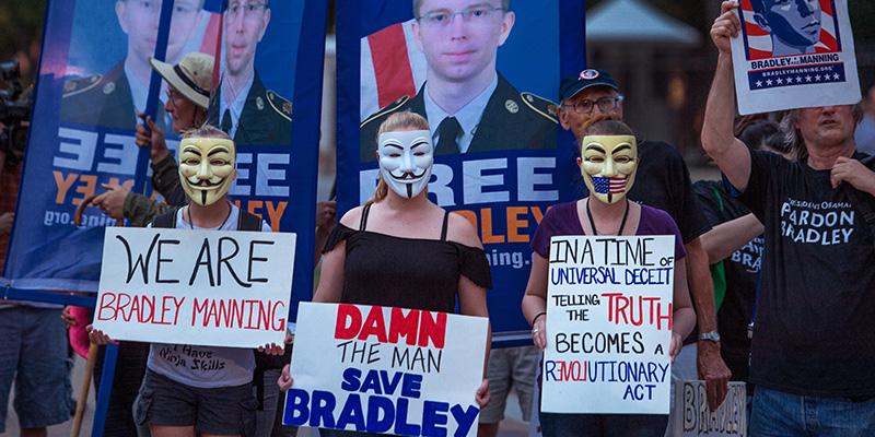 Chelsea Manning, Obama le commuta la pena: in libertà a maggio