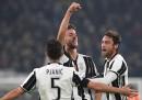 Sassuolo-Juventus in streaming e in tv