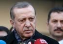 Erdoğan ha elogiato Trump per aver maltrattato un giornalista
