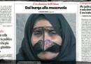 """La bufala di Libero sulle """"museruole islamiche"""""""