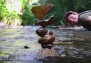 Come si fa a mettere in equilibrio le pietre