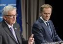 Trump fa un po' di fatica a capire l'Unione Europea