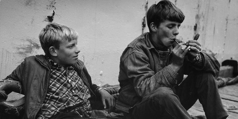 Come smettere di fumare se i semi di girasole non aiutano