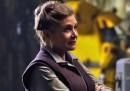 Carrie Fisher non sarà ricreata in digitale