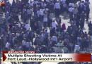C'è stata una sparatoria in un aeroporto della Florida