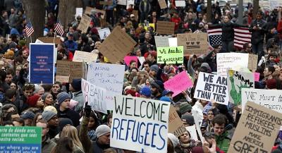 La crisi sull'immigrazione degli Stati Uniti