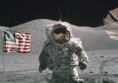 Eugene Cernan, l'ultimo uomo sulla Luna