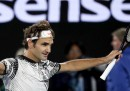 Roger Federer è in finale agli Australian Open