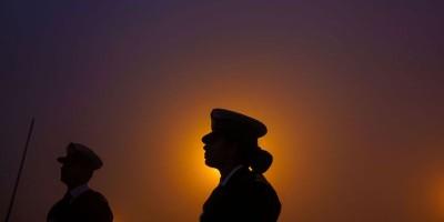 Le foto delle prove per la festa nazionale in India