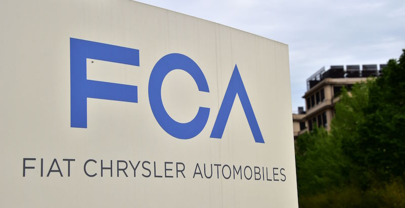 ITALY-BUSINESS-FCA-AUTO