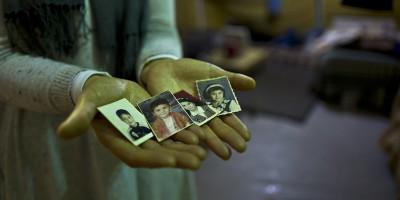 Foto ricordo dalla Siria
