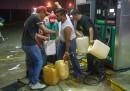 Le proteste in Messico per l'aumento della benzina