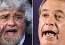 Grillo vuole cambiare gruppo al Parlamento Europeo
