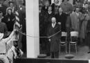 Fotografie di presidenti che diventano presidenti