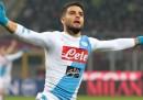 Il Napoli ha battuto il Milan 2 a 1