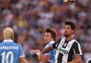 Juventus-Lazio in streaming e in tv