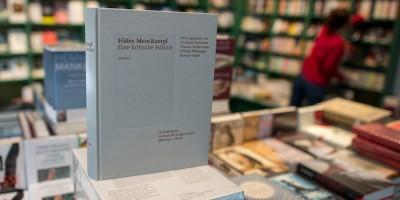 In Germania il Mein Kampf di Hitler è tra i bestseller del 2016