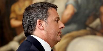 La prima intervista di Renzi dopo il referendum