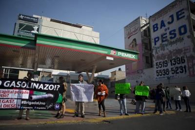 Risultati immagini per Le proteste in Messico