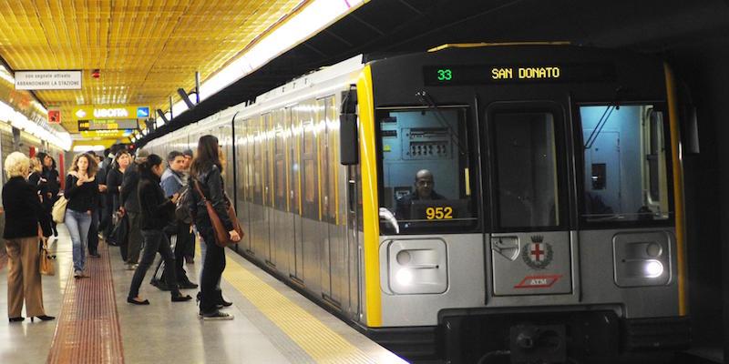 La metropolitana di milano anticipa l 39 orario di apertura - Ikea milano corsico orari di apertura ...