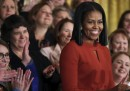 L'ultimo discorso di Michelle Obama da First Lady