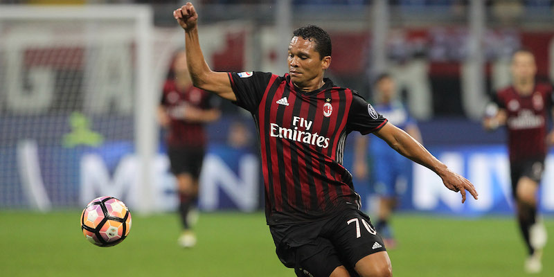 Video Gol Highlights Milan-Cagliari 1-0: basta Bacca