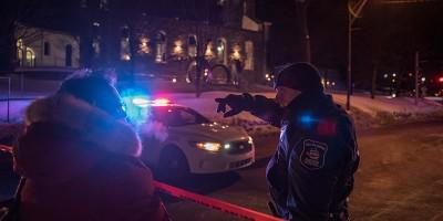 L'attacco in una moschea in Quebec