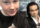 Che succede se ti fai un selfie con Nick Cave non sapendo chi è