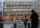 Il New York Times punta sul giornalismo