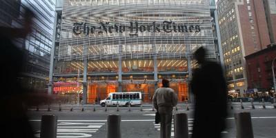 """Il New York Times punta sul giornalismo """"speciale"""""""