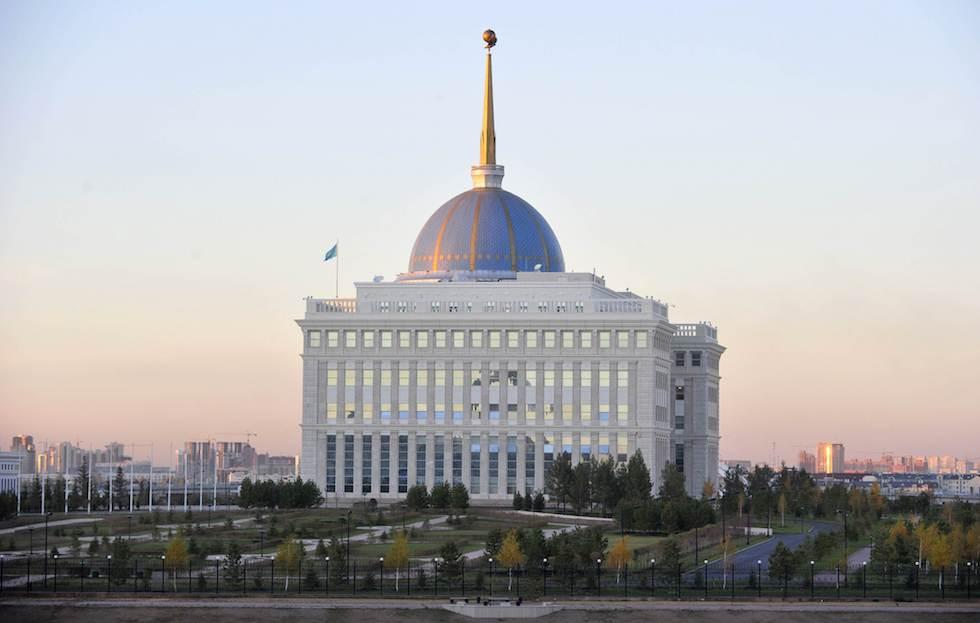 palazzo presidenziale astana