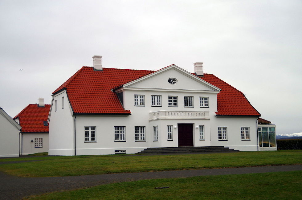 palazzo presidenziale islanda
