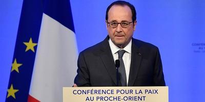 La conferenza di Parigi per la pace in Palestina