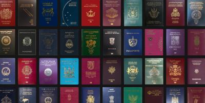 I passaporti più potenti del mondo, nel 2017