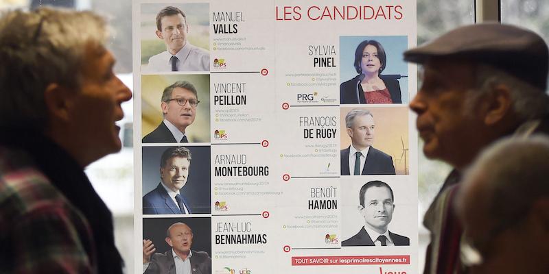 Primarie Gauche Francia:Hamon al 35,21%