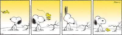 Peanuts 2017 gennaio 14