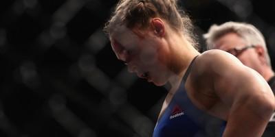 Ronda Rousey non è più Ronda Rousey