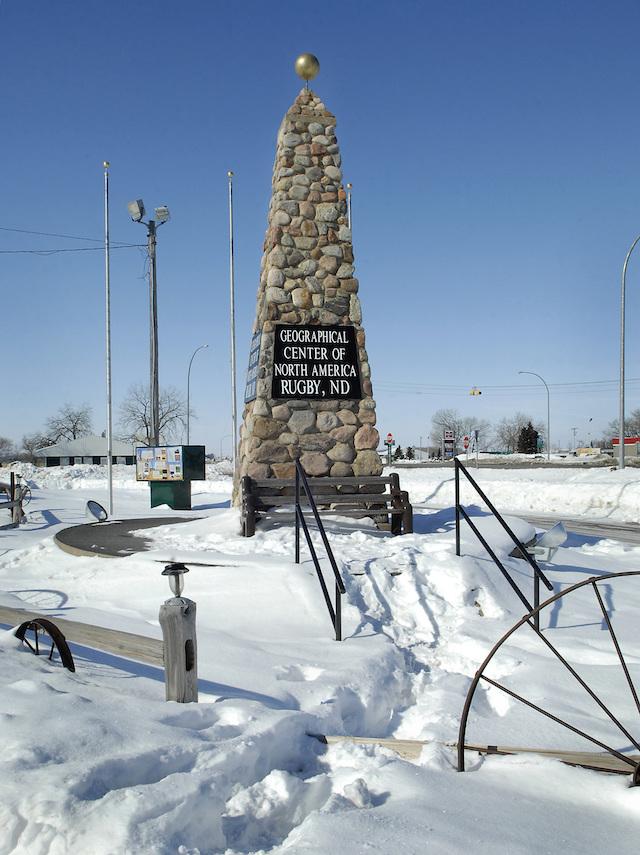 rugby north dakota