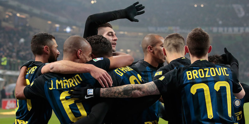 Video Gol Highlights Inter Pescara 3-0 22° Giornata Serie A 28-01