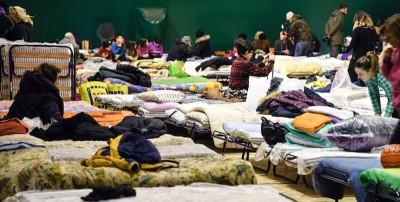 Il giorno dopo il terremoto nel Centro Italia