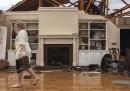 Le foto dei danni dei tornado in Georgia e Mississippi