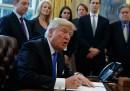Le decisioni di Trump sugli oleodotti