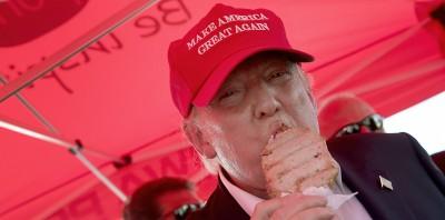 Cosa mangia Donald Trump
