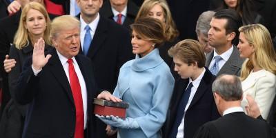 Ora Donald Trump è davvero presidente