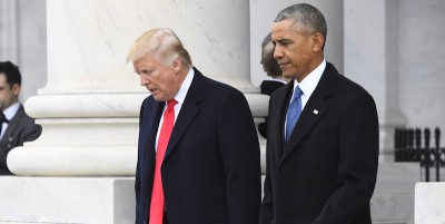 È vero che Trump ha fatto come Obama?