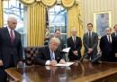 Cosa ha deciso Trump sull'aborto