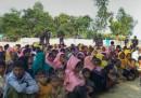 Il video dei poliziotti del Myanmar che picchiano i rohingya