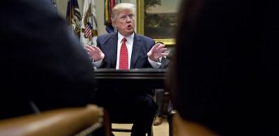 "Trump insiste col ""muslim ban"""