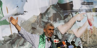 Il nuovo leader di Hamas